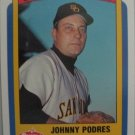 1990 Swell Baseball Greats #104 Johnny Podres