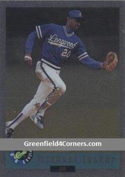 1992 Classic Draft Picks Foil Bonus #BC7 Michael Tucker