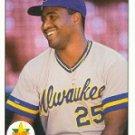 1990 Upper Deck 25 Greg Vaughn
