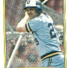 1982 Fleer 135 Mark Brouhard RC