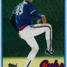 1989 Topps 717 Jamie Moyer