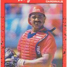 1990 Donruss 181 Tony Pena