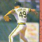 1990 Donruss 134 Jeff D. Robinson