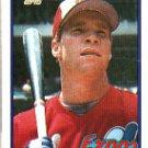 1989 Topps 346 Rex Hudler