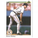 1990 Upper Deck 299 Kevin Hickey