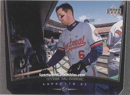 1999 Upper Deck 144 Ryan McGuire