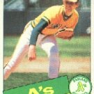 1985 Topps #552 Chris Codiroli