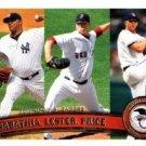2011 Topps #124 CC Sabathia/Jon Lester/David Price LL