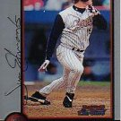 1998 Bowman Chrome #226 Jim Edmonds