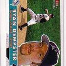 2001 Fleer Tradition #247 Ryan Dempster