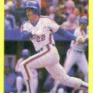 1987 Classic Update Yellow #126 Kevin McReynolds