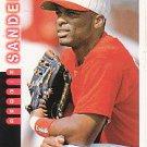 1998 Score #124 Reggie Sanders
