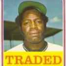 1974 Topps Traded #43 Jimmy Wynn