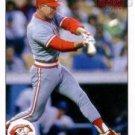 1990 Upper Deck #181 Chris Sabo