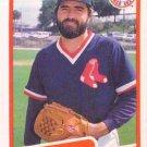 1990 Fleer Update #75 Jeff Reardon