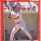 1990 Donruss 48 Pete Incaviglia