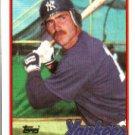 1989 Topps 611 Don Slaught