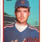 1989 Topps 610 Randy Myers