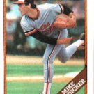 1988 Topps 725 Mike Boddicker