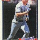 1991 Topps 152 Mickey Hatcher