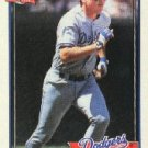 1991 Topps 140 Fred McGriff