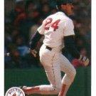 1990 Upper Deck 112 Dwight Evans