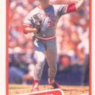 1990 Fleer 415 Tom Browning