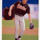 1993 Upper Deck #233 Mike Mussina