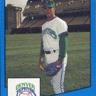 1989 ProCards Denver Zephyrs #41 Tim Watkins
