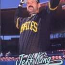 1997 Ultra #263 Jeff King