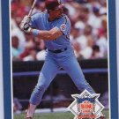 1989 Donruss All Stars #55 Lance Parrish