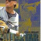 1995 Ultra All-Stars #3 Craig Biggio