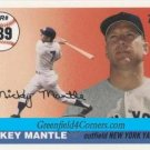 2006 Topps Mantle Home Run History #189 Mickey Mantle