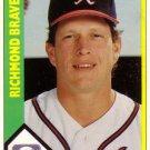 1990 CMC Richmond Braves #25 Brian Snyder