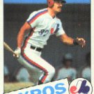 1985 Topps #658 Mike Stenhouse