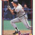 1991 Topps 492 Ernie Whitt