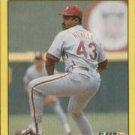 1991 Fleer #400 Ken Howell