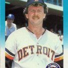 1987 Fleer Glossy #146 Bill Campbell