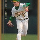 1999 Topps 27 Kenny Rogers