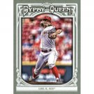 2013 Topps Gypsy Queen #306 Mike Leake