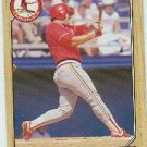 1987 Topps 162 Mike LaValliere