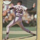 1987 Topps 151 Mike LaCoss