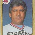 1987 Topps 268 Pat Corrales MG