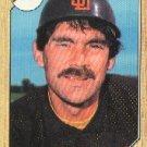 1987 Topps 428 Bruce Bochy