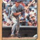 1987 Topps 462 Scott Fletcher
