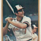 1982 Fleer 158 Mark Belanger