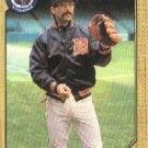 1987 Topps 713 Tom Brookens