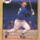 1987 Topps 745 Glenn Hubbard