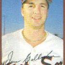 1989 Bowman #71 Dave Gallagher