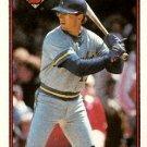 1989 Bowman #141 Jim Gantner